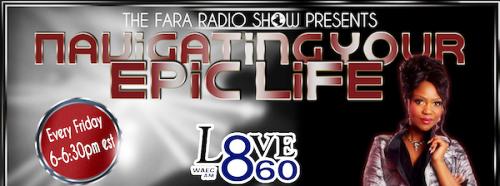 The FARA Radio show Appearance with DL Garren