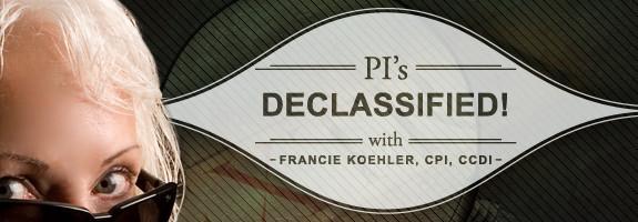 DL Garren Radio Appearance on PI's Declassified with Francie Koehler